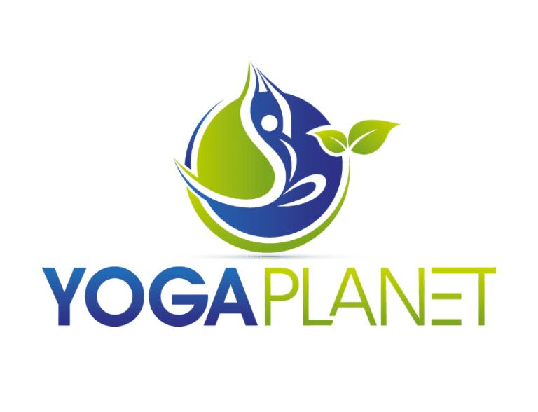 Logo Yoga Planet